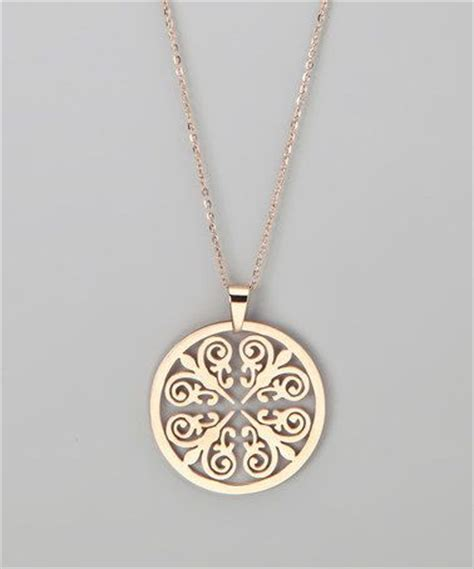 best 25 gold pendant necklace ideas on