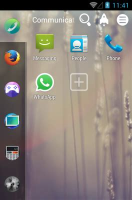 complete themes firefox android firefox os android theme for smart launcher 2