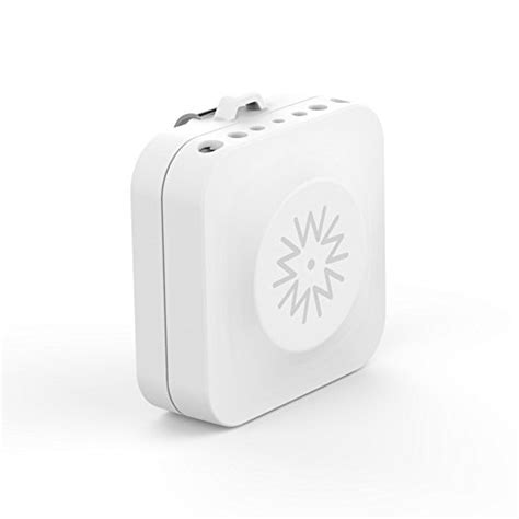 winext portable air purifier personal mini ionic air purifier necklace ionizer usb
