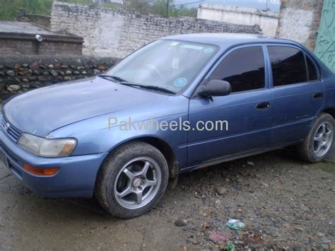 Toyota Corolla 2002 For Sale Used Toyota Corolla Se Limited 2002 Car For Sale In