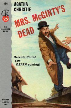 Agatha Christie Mrs Mc Ginty Sudah Mati 1000 images about hercule poirot agatha christie on agatha christie hercule