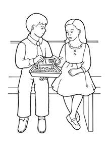lds primary coloring pages sharing