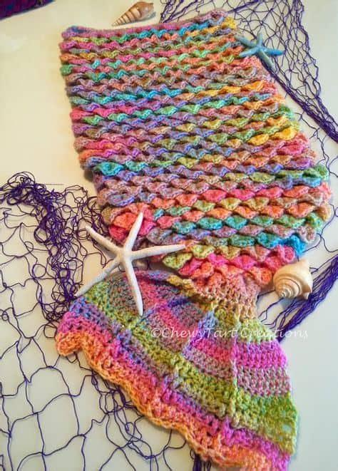 pattern crochet mermaid tail blanket crochet mermaid blanket tutorial youtube video diy