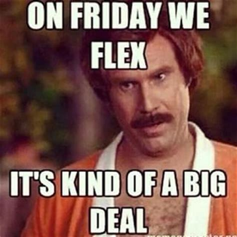 Friday Workout Meme - flex friday quotes quotesgram