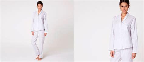 Mannish Chic At Fashion Week by Mannish Style Pyjamas Oysho