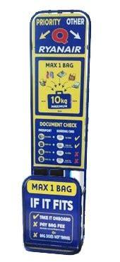 quanti bagagli si possono portare in aereo bagaglio a mano dimensioni e misure peso e liquidi