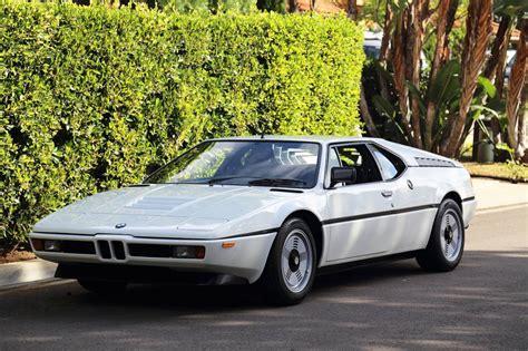 1979 bmw m1 for sale 1953342 hemmings motor news