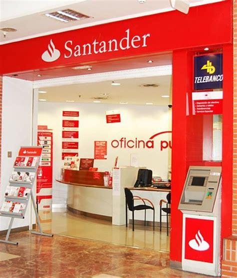 banco santander cajeros oficinas y cajeros santander 2018 definanzas