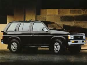 1993 Nissan Pathfinder 1993 Nissan Pathfinder Specs Safety Rating Mpg Carsdirect