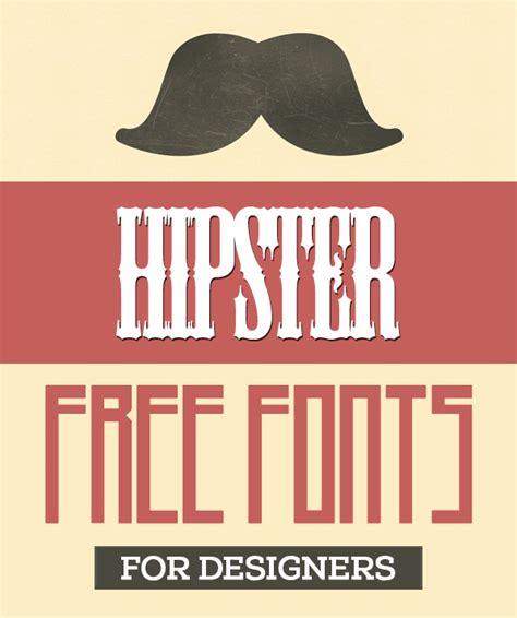 design hipster font 30 free fonts for hipsters fonts graphic design junction