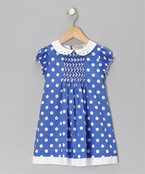 blue and white polka dot dress girls blue and white polka dot dress girls