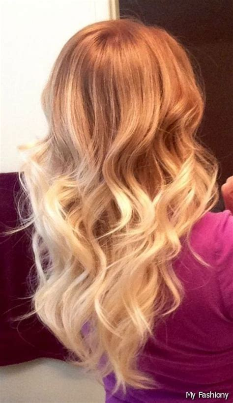 strawberry blondes foils hair appt tomorrow my quot winter ombre hair strawberry blonde 2015 2016 myfashiony