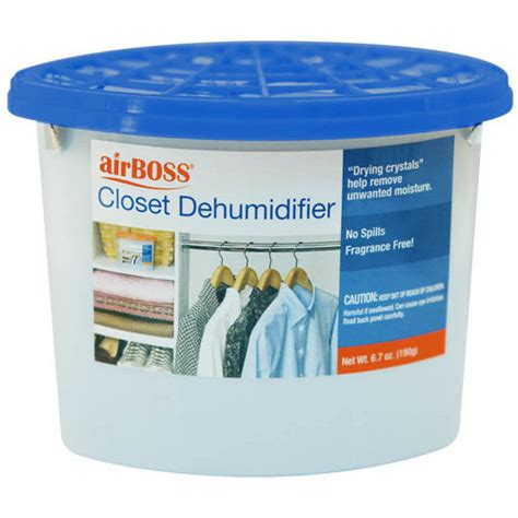 Closet Dehumidifier keep it closet moisture absorber 6 7oz clset