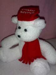 Boneka Beruang White Teddy Teddy 3 Boneka Bandung