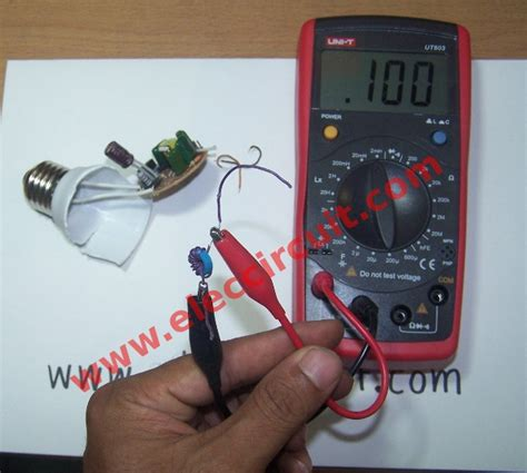 how make inductor diy inductor coil from compact fluorescent light eleccircuit