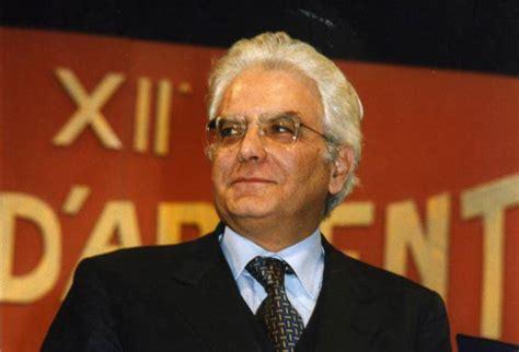 presidente italia eletto il nuovo presidente della repubblica sergio mattarella