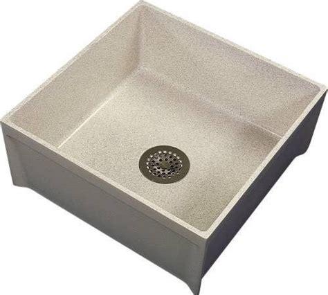 zurn mop sink drain zurn z1996 24 mop service basin 24 length 24 width 10