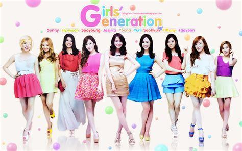my child girls generation lagu terbaru