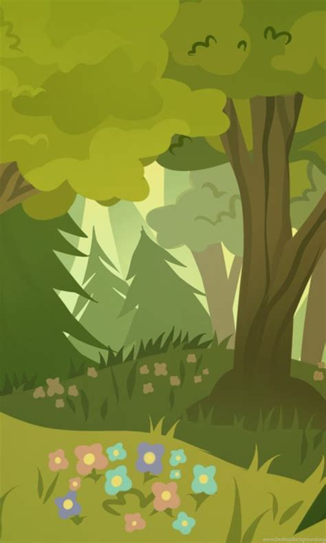 draw forests forest backgrounds step  step
