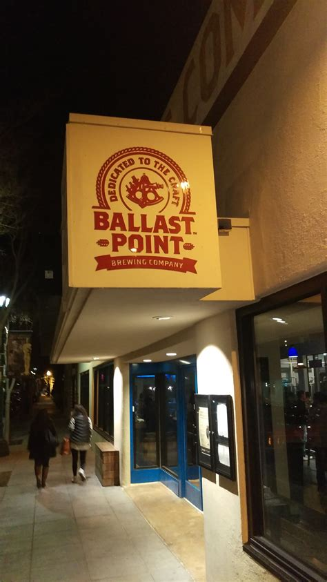 ballast point tasting room ballast point s tasting room kitchen restaurant san diego ca bob s
