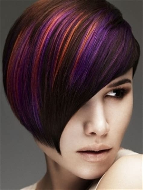hairstyles multi colored highlights highlights ideas for brown hair latest hairstyles 2016