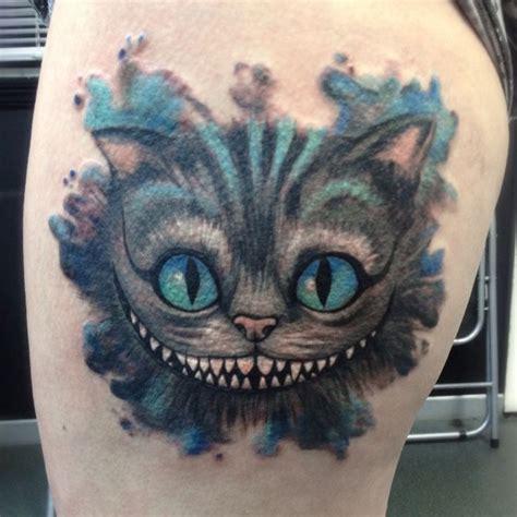 cat tattoo tim burton tim burton s cheshire cat tattoo tattoo artist danie