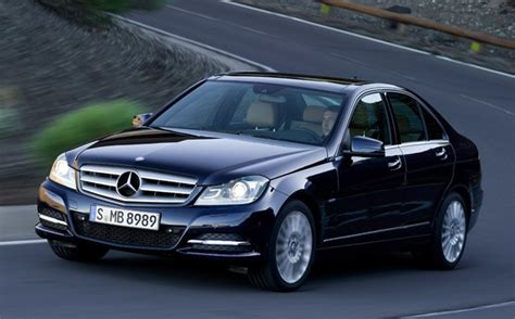 All Mercedes Models List All Mercedes C Class Models Will Feature Hybrid