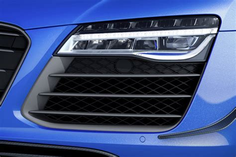 audi r8 headlights audi r8 lmx world s first standard laser headlights
