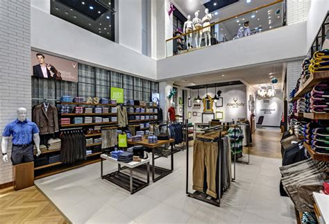 Winnipeg Home Decor Stores Allen Solly Fashion Store By Dalziel And Pow Bangalore