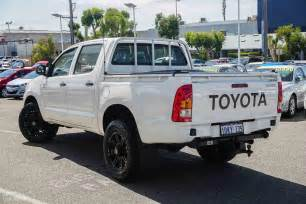 Toyota Used Cars Western Australia New Used Toyota Hilux Cars In Western Australia Perth