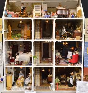 dolls house story dolls house and miniatures exhibition otago daily times online news otago south