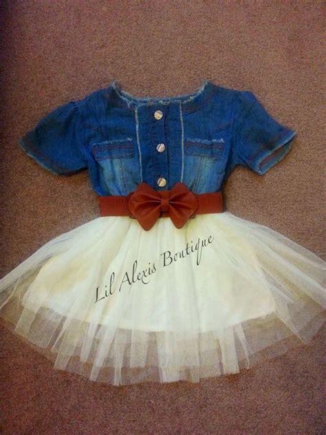 best 20 girly blue white tulle tutu skirt dress with brown belt