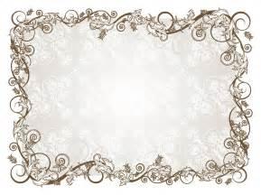 retro floral frame vector art amp graphics freevector com