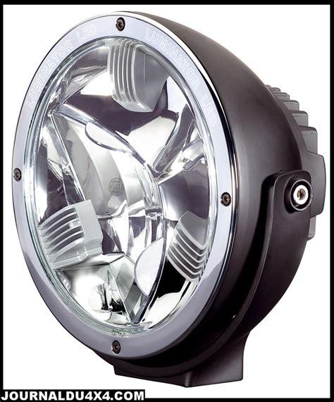 lada luminator phare hella luminator led chez equip raid journal du 4x4