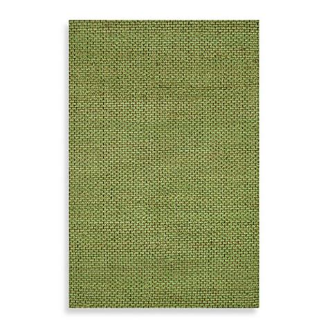 buy green rug buy loloi rugs eco green rug from bed bath beyond