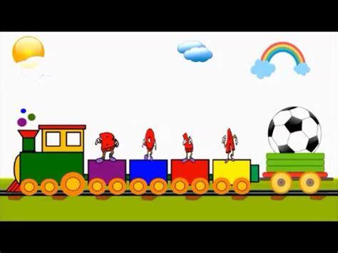 el magico prodigioso letras el tren m 225 gico y las letras locas videos para ni 241 os youtube