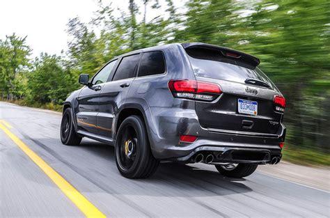 cars jeep grand jeep grand trackhawk 2018 review autocar