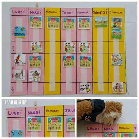 Calendrier Enfant Selky Fabrique Du Calendrier Pour Enfant Diy La Vie De