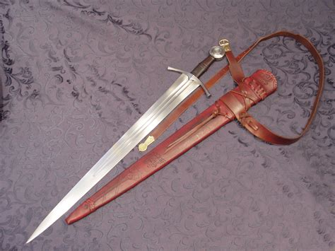 Handmade Sword - dbk custom swords handmade historical custom scabbards
