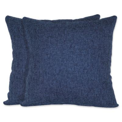 bed bath and beyond decorative throw pillows jasper square throw pillows set of 2 bed bath beyond