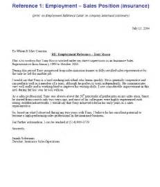sle letter of reference employment reference letter