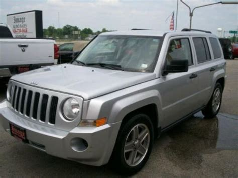 how to sell used cars 2008 jeep patriot navigation system sell used 2008 jeep patriot sport in 1805 veterans