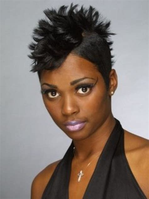 pixie cut black people medium haircuts for women short black haircuts can change
