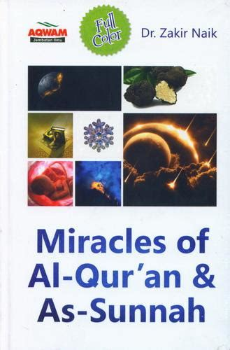 Miracles Of Al Quran As Sunnahsoft Cover bukukita miracles of al quran dan as sunnah cover