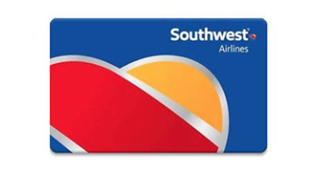 Gift Cards For Southwest Airlines - discounted southwest airlines gift cards points miles martinis