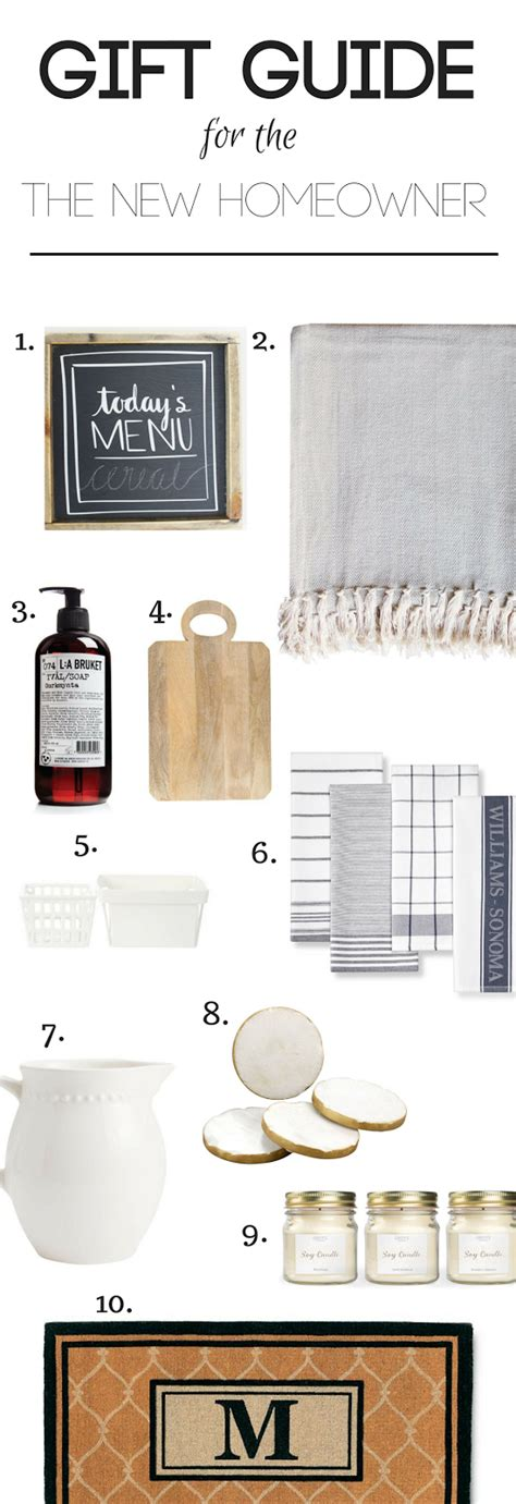 new homeowner gifts gift guide for the new homeowner the view from up here