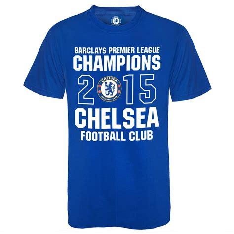Chelsea Football Club Tshirt chelsea football club official soccer gift mens chions