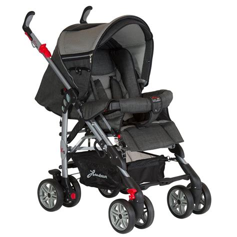 Reclining Buggy by Hartan Buggy Ix1 With Reclining Function Umbrella