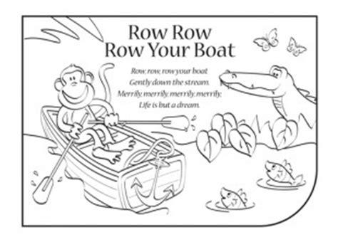 row your boat lyric row row row your boat lyrics ichild