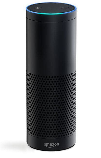 amazon com amazon echo always ready connected and fast